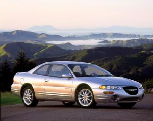 Chrysler Sebring Coupe 1995 года
